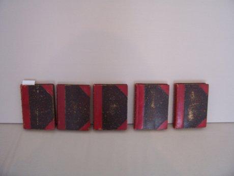 5-bändige Byron-Ausgabe, Tauchnitz, Leipzig, 1966; Quelle: T.D.