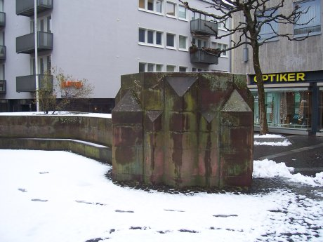 ehemaliger Ostchor der Liebfrauenkirche, Mainz; Quelle: T.D.